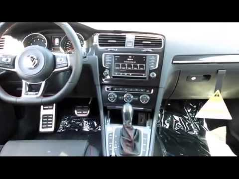 2016 Volkswagen Golf Gti Autobahn W Performance Pkg Hatchback 4 Dr San Jose Sunnyvale Hayward Re