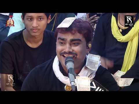 Jignesh Kaviraj - Mogal Che Machradi | Mogaldham Bhaguda Live Dayro 2018 - Part 9