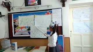Фрагмент урока классного часа 1 сентября сш # 2 г. Кызыл кыя