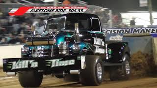 May 11, 2019 Buck Motorsports Park MODIFIED 4X4 Trucks Pulling