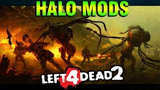 Left 4 Dead 2: HALO EN L4D2 | Mods de Los FLOOD
