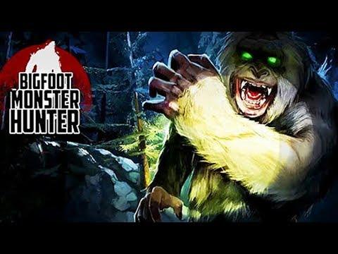 Maté a PIE GRANDE   Bigfoot Monster Hunter   Android gameplay