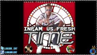 Infamous Fresh - Time Fi Di Youths [Pink Panta Riddim] June 2012