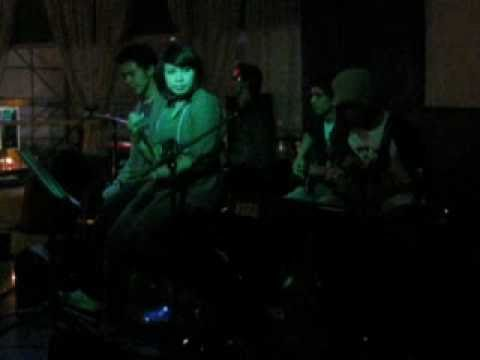 "impression band-Endless Love (cover) ""belair cafe"".mpg"