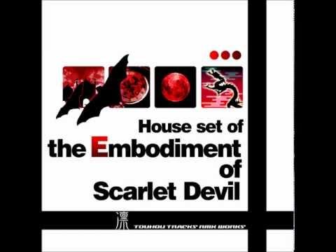 House Set of Embodiment of the Scarlet Devil: 10b-Flowering Night