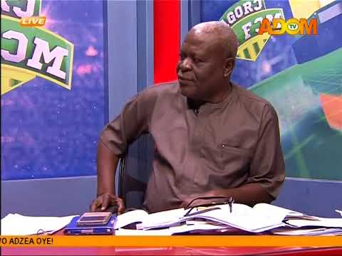 Crisis in leadership of the GFA - Agoro Ne Fom on Adom TV (17-8-17)