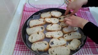 Bayat Ekmek Pizzası  | bayat ekmekleri değerlendirme