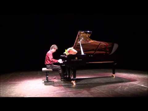 "Gershwin Prélude n°1 - Kotaro Fukuma piano - ""encore"""