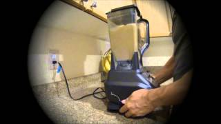 Making Almond Butter With My Ninja Blender