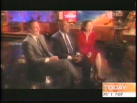 Katie Courics Last Day on the Today Show - May 31, 2006 - part 1 of 9!