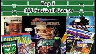 DBPG: Top 5 NES Football Games