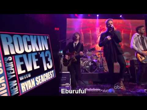OneRepublic - Feel Again (New Year's Rockin' Eve 2013)