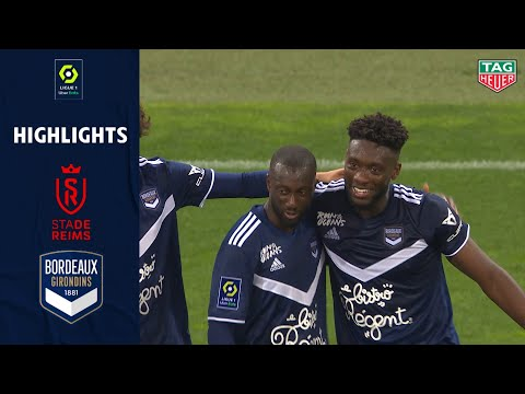 Reims Bordeaux Goals And Highlights