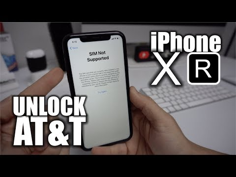 How To Unlock IPhone XR From AT&T To Any Carrier