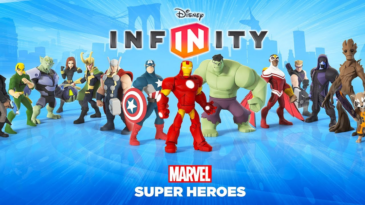 super h ros marvel jeux vid o de dessin anim en fran ais disney infinity 3 0 youtube. Black Bedroom Furniture Sets. Home Design Ideas