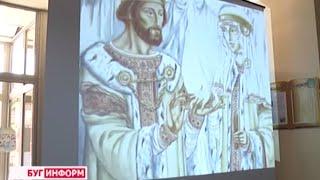 2015-07-20 г. Брест. Духовно-просветительская акция в библиотеке. Телекомпания Буг-ТВ.