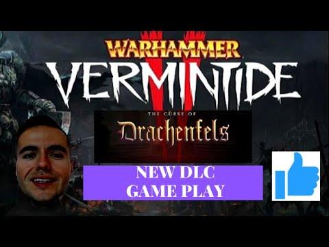 VERMINTIDE 2 NEW DLC ★☆★ VERMINTIDE 2 DRACHENFELS DLC ★☆★ NEW VERMINTIDE 2 GAME PLAY