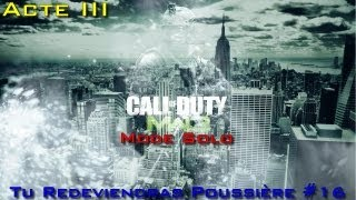 Modern Warfare 3 | Campagne : Acte III - Tu Redeviendras Poussière (Mission Finale)
