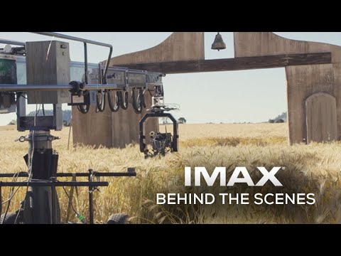 Behind the Scenes of 'Infinite Worlds' | An IMAX® Original Short Film