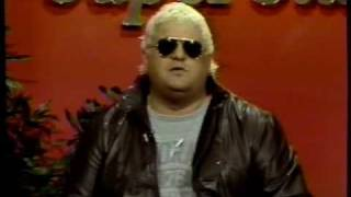Dusty Rhodes & Nikita promo after Magnum TA accident