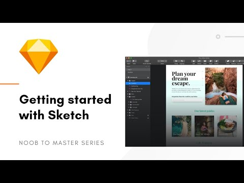 Getting Started: Product (UX/UI) Design in Sketch - Sketch: Noob to Master, ep1
