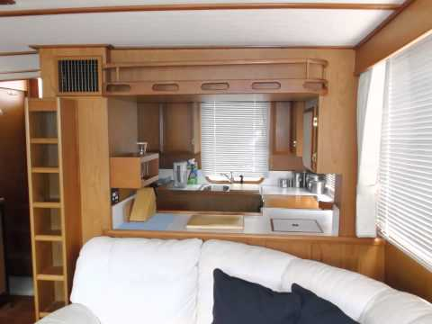 Integrity Yacht Sales proudly presents 2000 Defever 44 Offshore Trawler