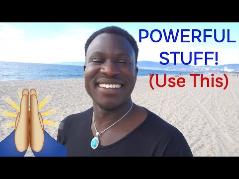 HOW TO ATTRACT GOOD THINGS! (LAW OF ATTRACTION!) POWERFUL!