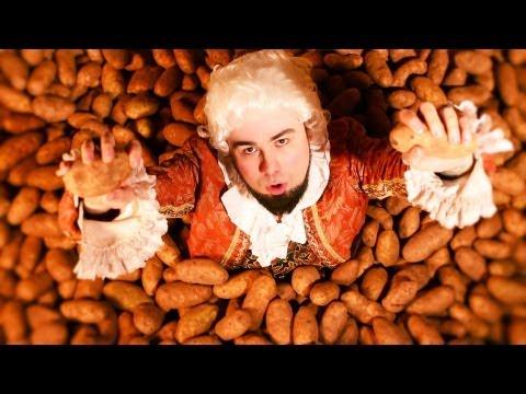 Rock Me Hot Potatoes Falco Parody