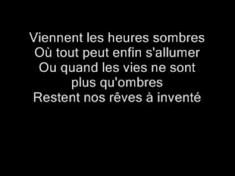 Patricia Kaas - Il me dit que je suis belle + paroles