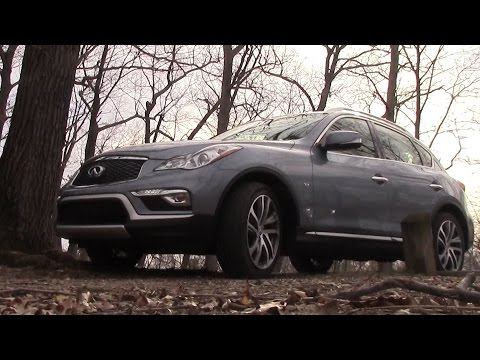 Infiniti QX50 Road Test & Review by Drivin' Ivan