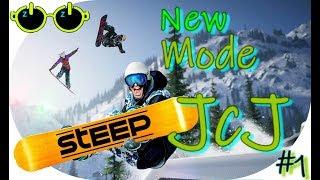 STEEP!! Test du Nouveau mode JcJ avec un ami