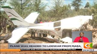Four tourists, Pilot killed in plane accident