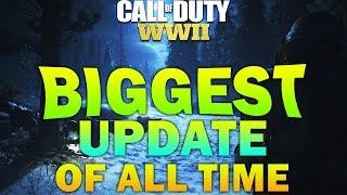 COD WW2 - New Update Brings Biggest Change In COD