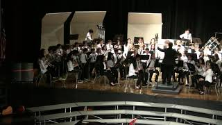 2019 SFUSD All City Middle School Band