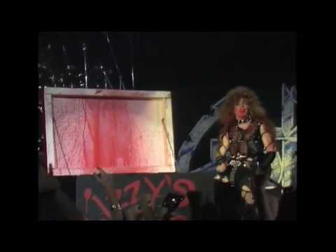 "Lizzy Borden ""Psychopath"" (LIVE VIDEO)"
