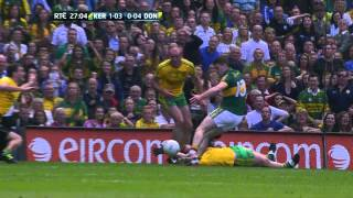 Kerry vs Donegal All-Ireland Senior Football Final 2014