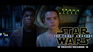 Star Wars: The Force Awakens Trailer (Official) thumbnail