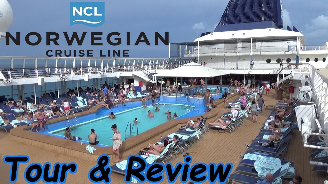 Norwegian Sun Tour & Review With The Legend