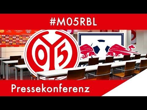 Pressekonferenz vor Leipzig   #M05RBL   05er.tv   1. FSV Mainz 05