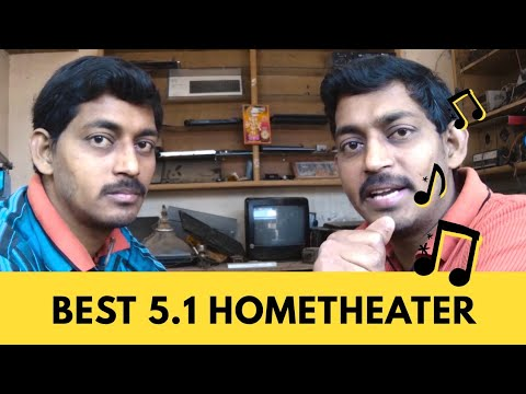 5.1 🔥 Home Theater  🔥 Making Discussion Best Home Theater Making Mathods sunday discussion