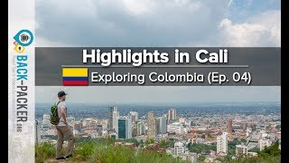 Salsa & Tubing in Cali - Things to do & Tours (Exploring Colombia Ep.04)
