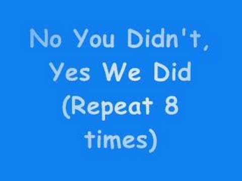 American Yard - Yes We Did