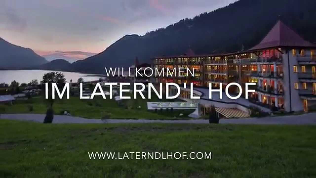 Hotel laterndl hof tannheimer tal tirol youtube for Designhotel tannheimer tal