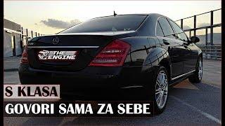 NAPOKON JEDNA S KLASA! | W221 320CDI 2008. - The Engine #24