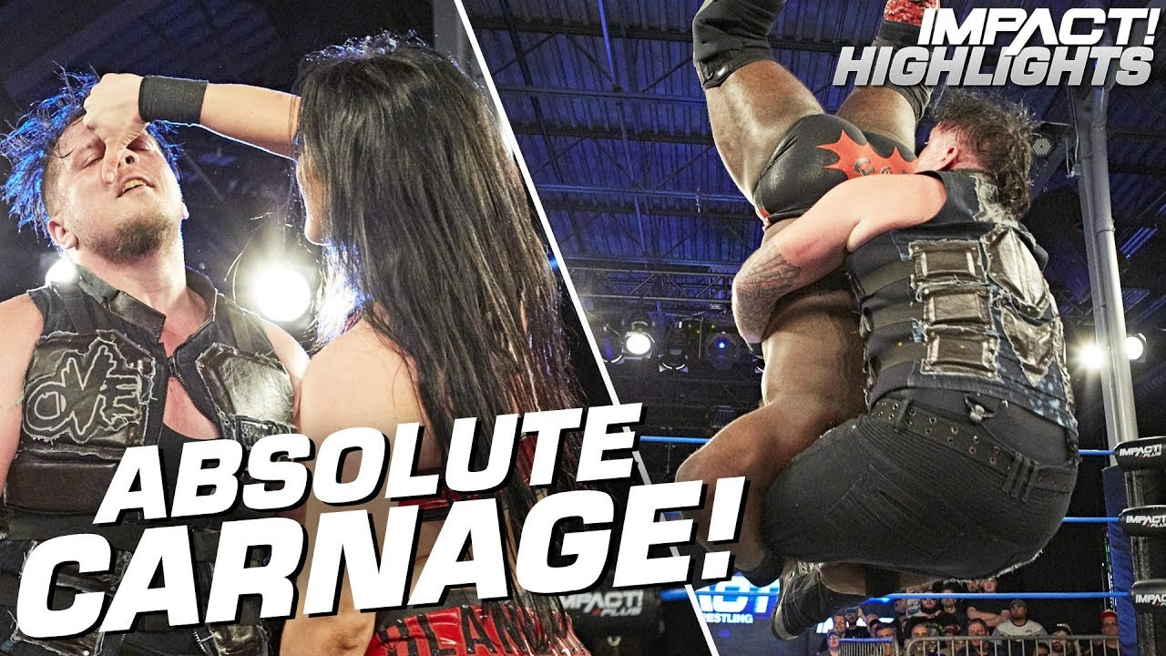 Download World Title Shot On The Line In IMPACT Mashup Tournament Finals! | IMPACT! Highlights July 19, 2019