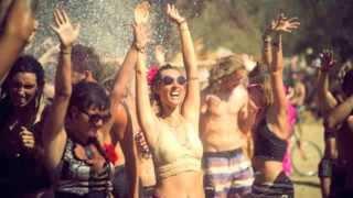 BOOM Festival 2014 - Mista Savona DJ Set (chill reggae)