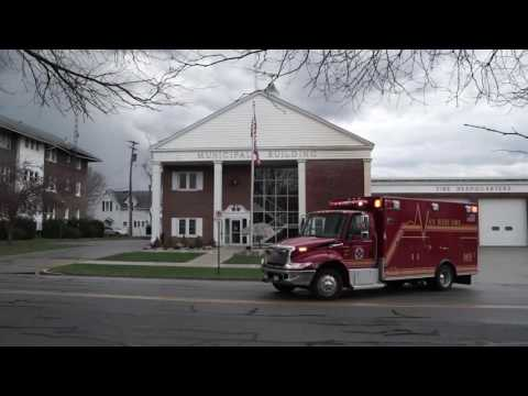 Braun Ambulance Order & Build Process