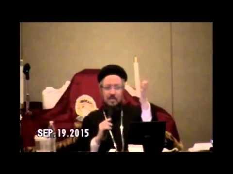 Fr. Dawood Lamey Bible Study 09/19/2015 (Session #2) - Dallas Family Retreat 2015