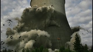 Как разрушают АЭС. Документальный фильм.Nuclear power station