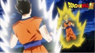 The Ultimate Battle Goku VS Gohan   Dragonball Super Episode 90 Review